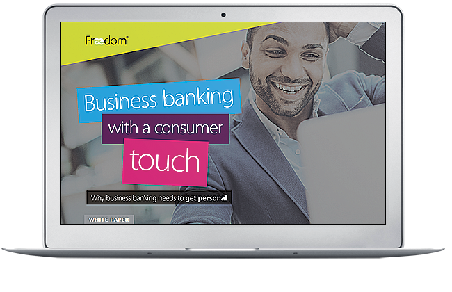 Fraedom - Business banking with a consumer touch