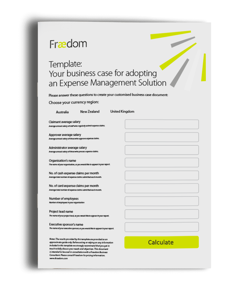 Build The Business Case To Help Your Organisation Save Time And Money Fraedom