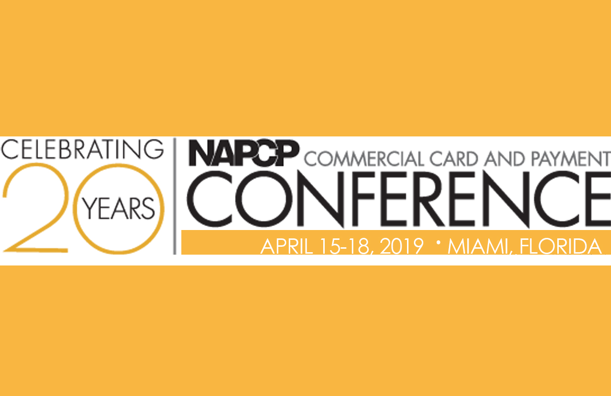 NAPCP Commercial Card and Payment Conference   Fraedom